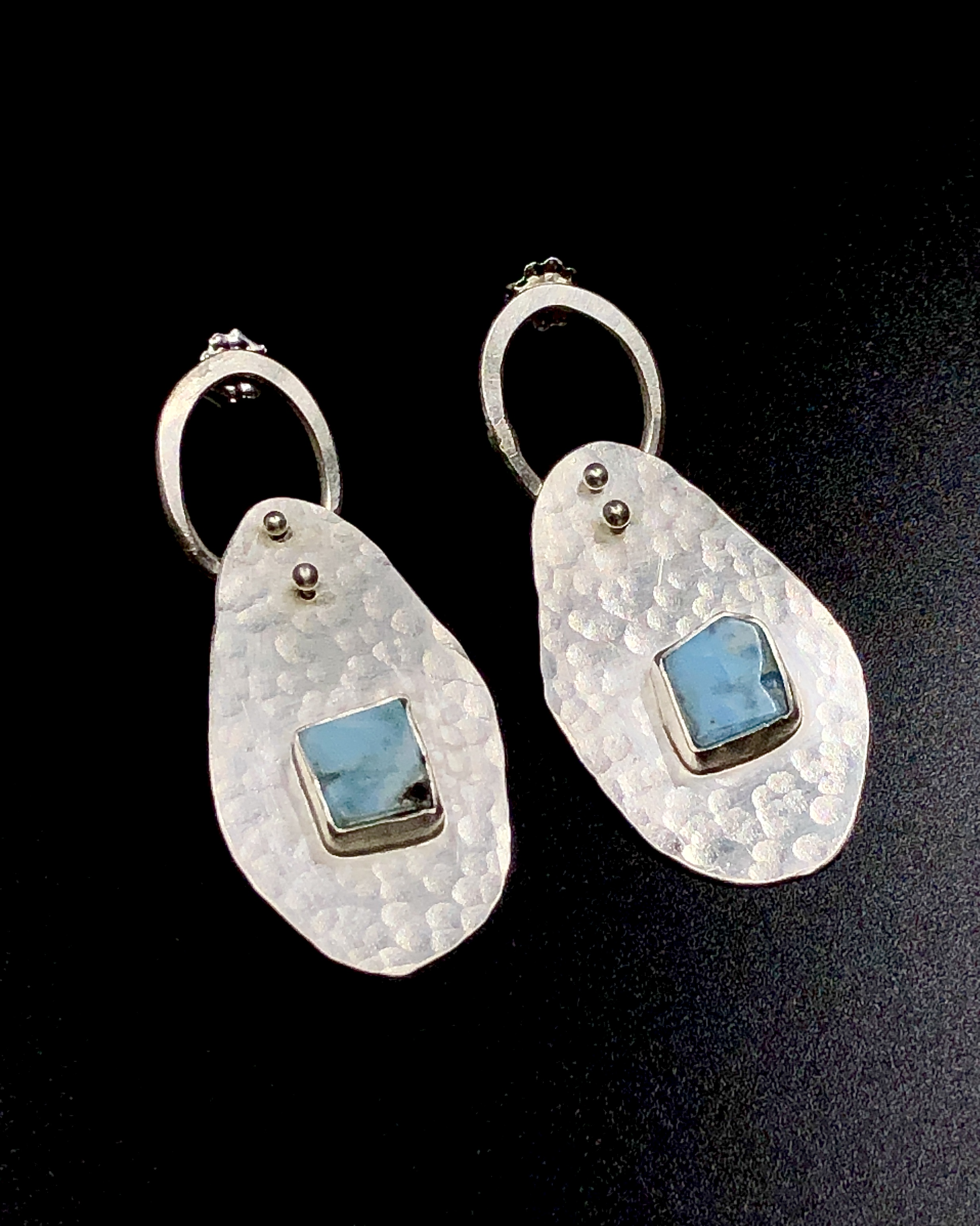 Paddle earrings