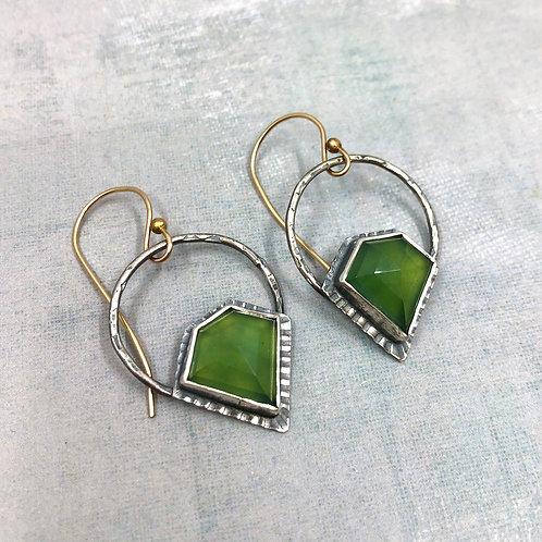 Sperpatine Earrings