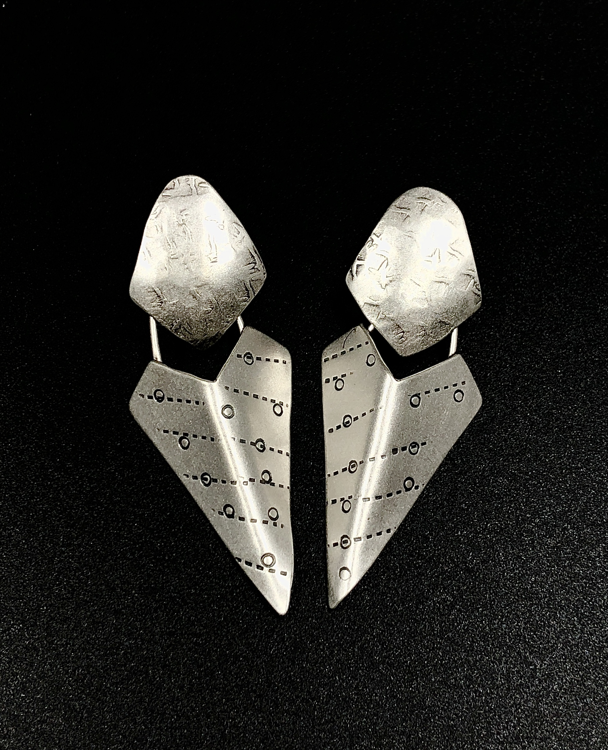 Sterling dagger earring4