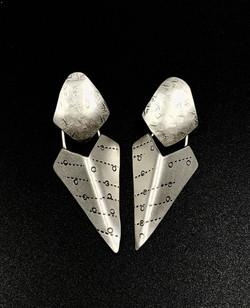 Sterling dagger earring4