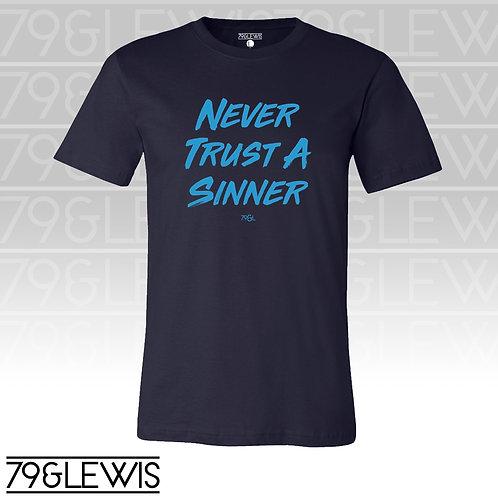 Never Trust a Sinner