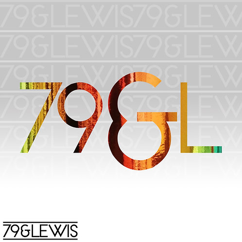"79&L Sticker 6"" Hologram"
