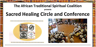 Akan Shrine Houses | Sacred Healing Circle | African Traditional