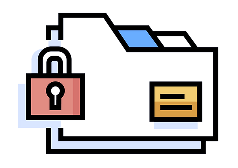 encryption-data-line-color-icon-vector-2