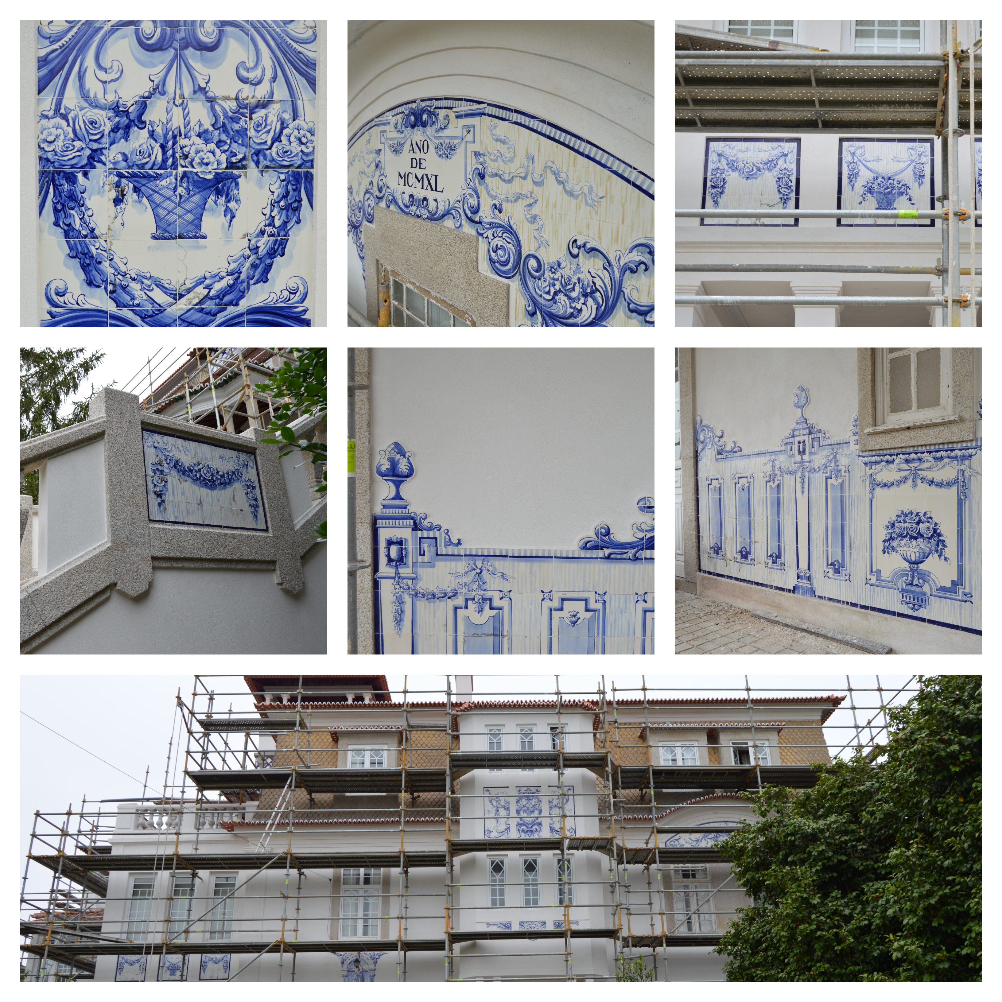fotos finais - painéis azulejares