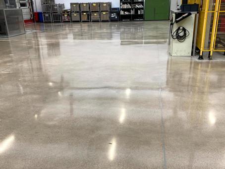 Concrete polished: il cemento su cui ti potrai specchiare!