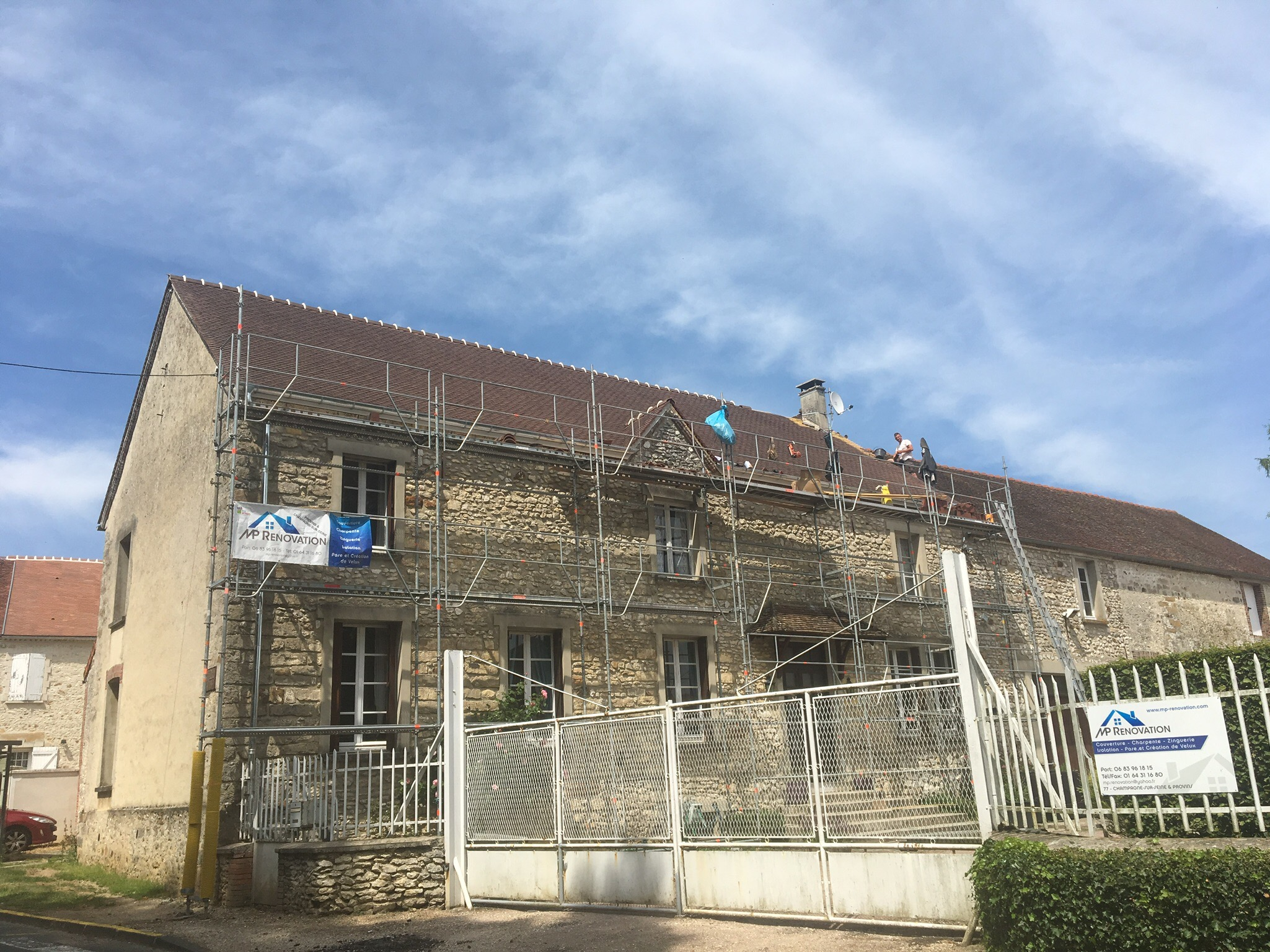 MP RENOVATION COUVREUR