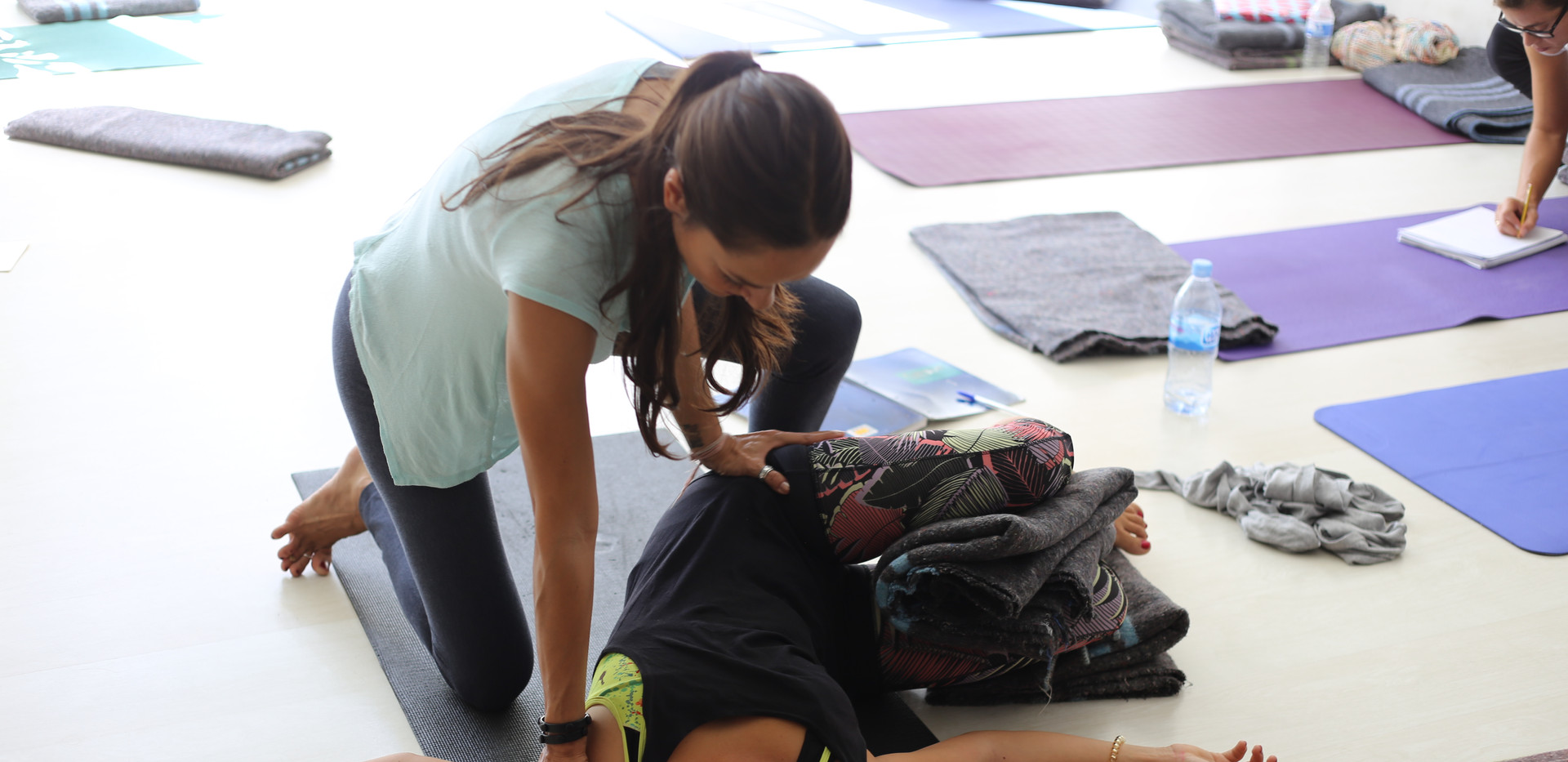 Silvia Jaén Yoga Terapeútico