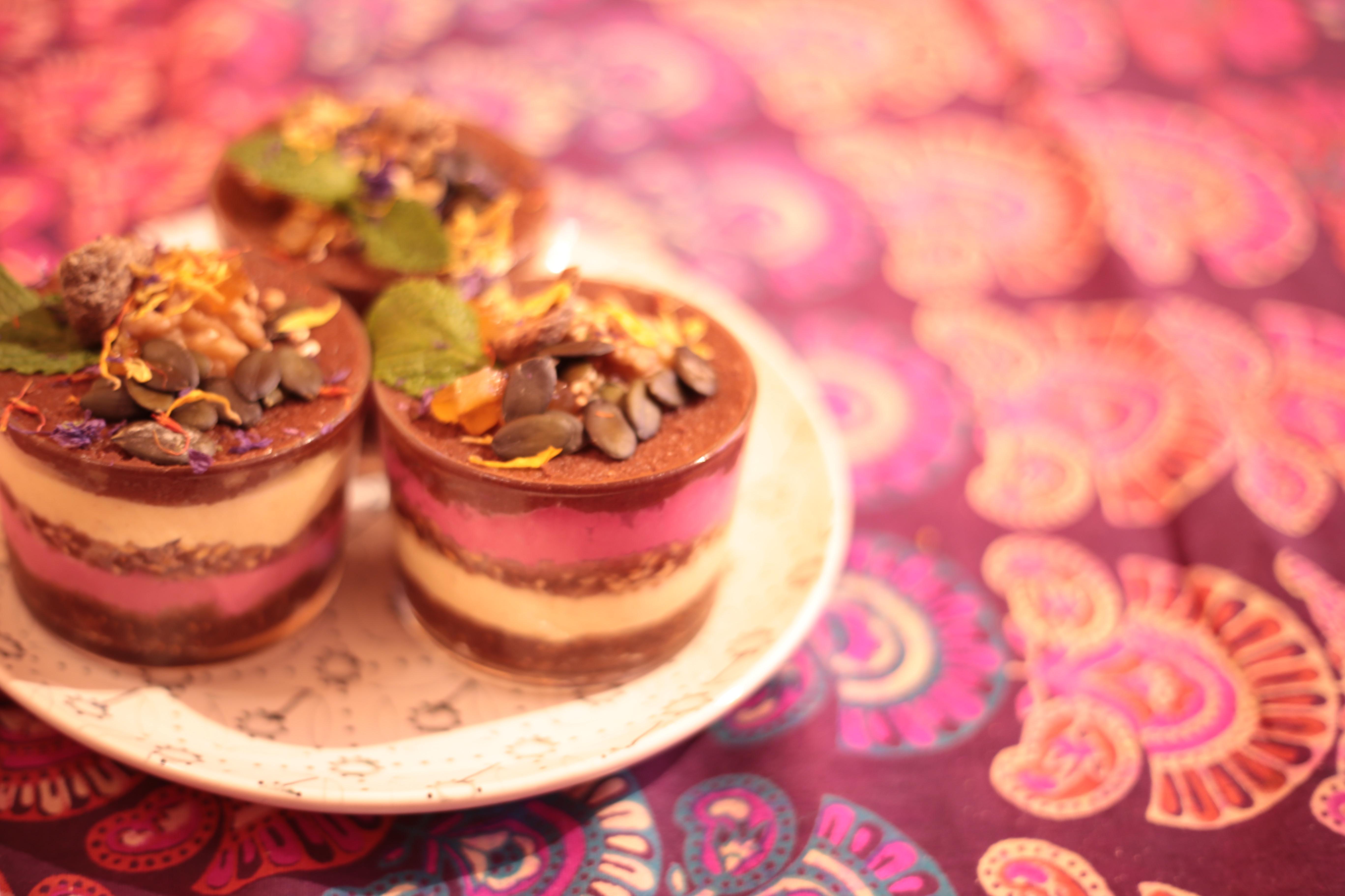 Cocina vegetariana vegana cruda crea