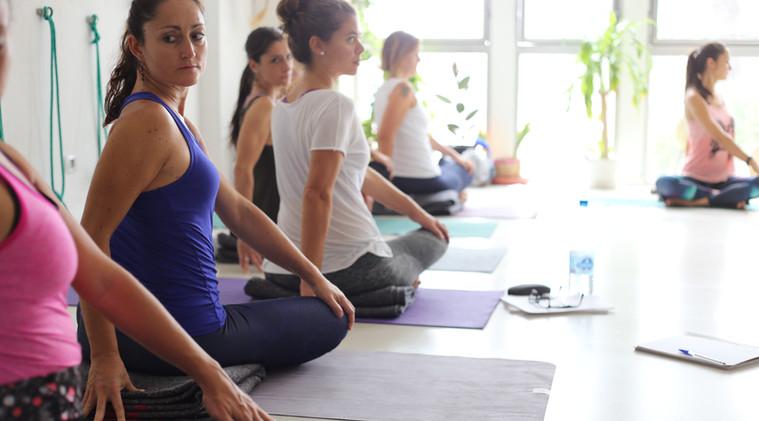Formación Yogaia