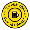 D- TLV Pub Crawl Doing Tel Aviv