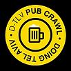 D- TLV Pub Crawl Doing Tel Aviv