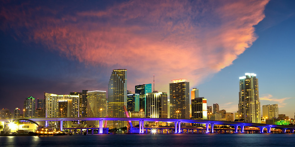 Miami CBA Globes VIP Social