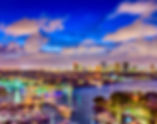 Fort Lauderdale, Florida, USA cityscape