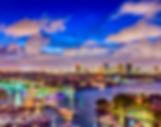 Fort Lauderdale, Florida, USA cityscape