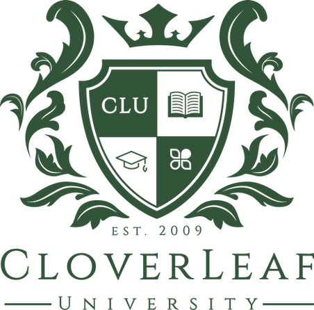 Clover Leaf University Logo