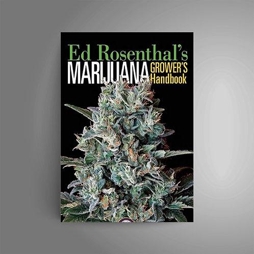 Marijuana Grower's Handbook by Ed Rosenthal