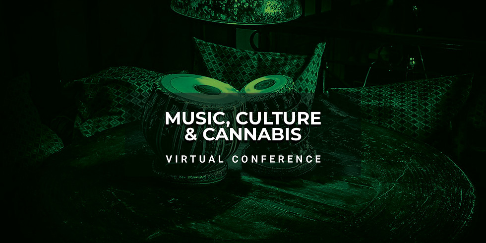 Leaf Talks: Music, Culture & Cannabis Virtual Conference