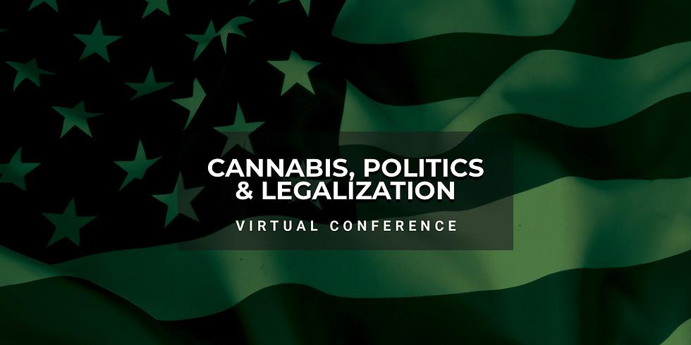 Leaf Talks: Cannabis, Politics & Legalization Virtual Symposium