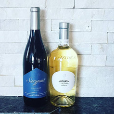 two of our featured wines