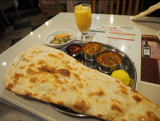 インド料理アダルサ