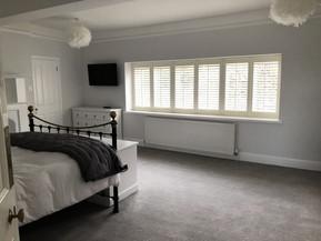 Full Height Shutter - Bedroom