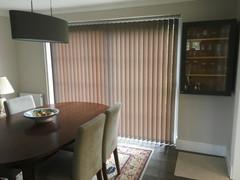Vertical Blind - Dinning Room