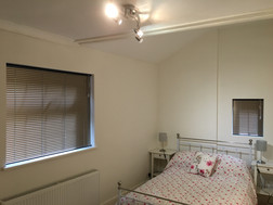 Metal Venetian - Bedroom