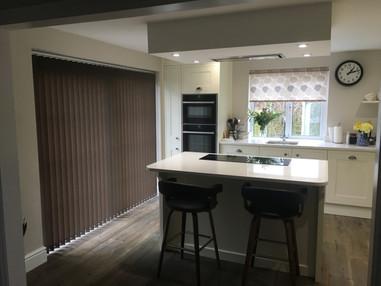 Vertical Blind - Kitchen