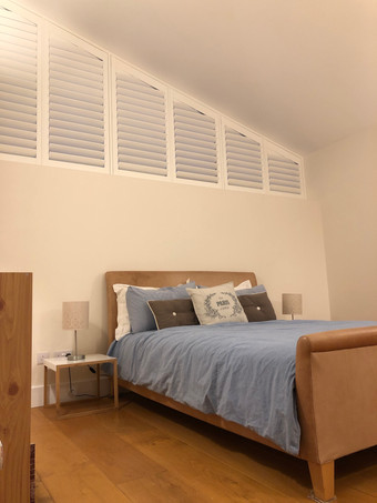 Custom Shape - Bedroom
