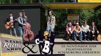 Die CottonBoys zu Gast bei Olaf Schubert in der Stadtrundshow