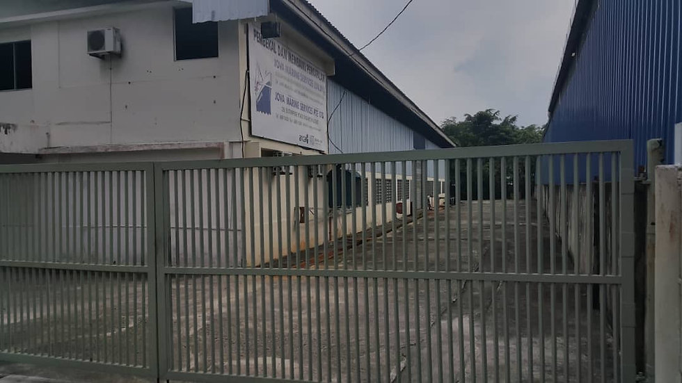 Detached Factory at Jalan Masai Lama