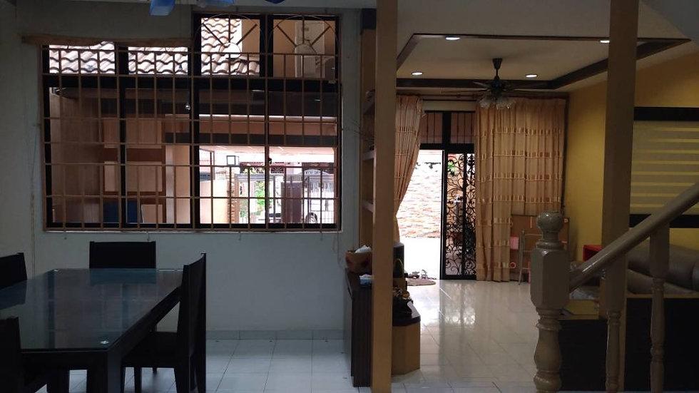 2 Storey House @ Johor Jaya