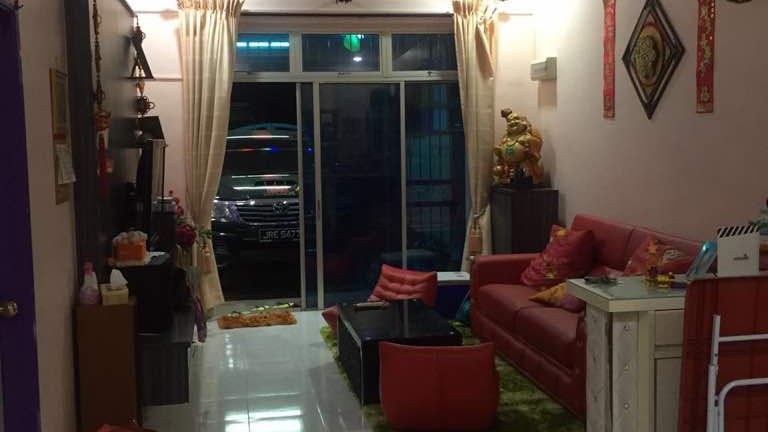 Single Storey Terrace House @ Taman Nusa Bestari