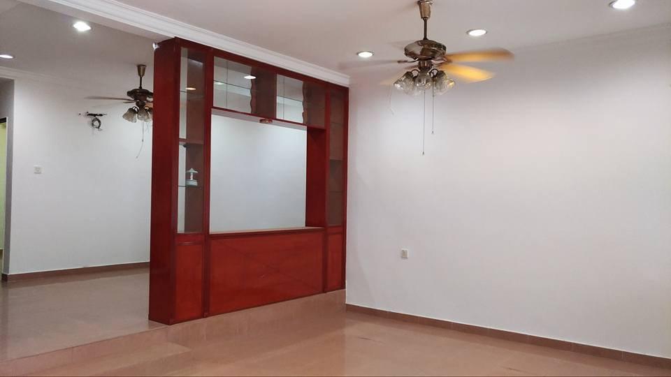 Double Storey Terrace @ Jalan Layang 4