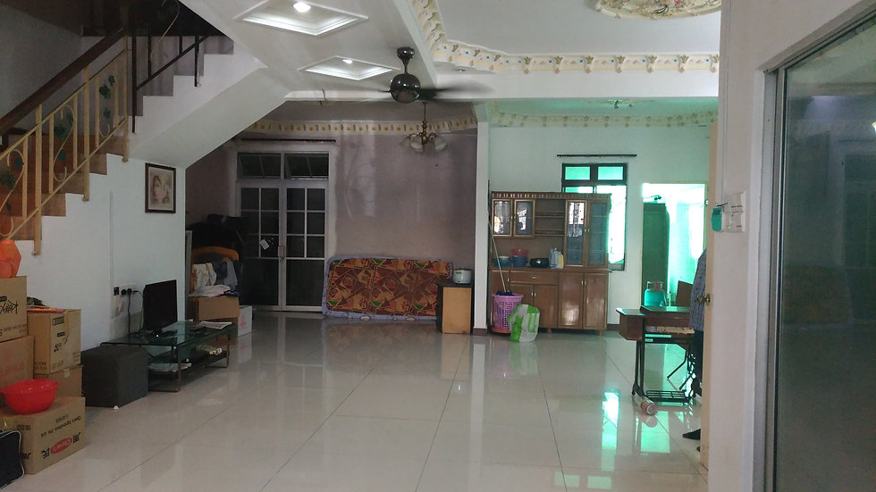 2 Storey Terrace House @ Bukit Indah