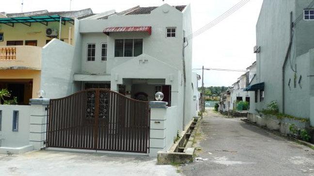 Jalan Hang Kasturi End Lot