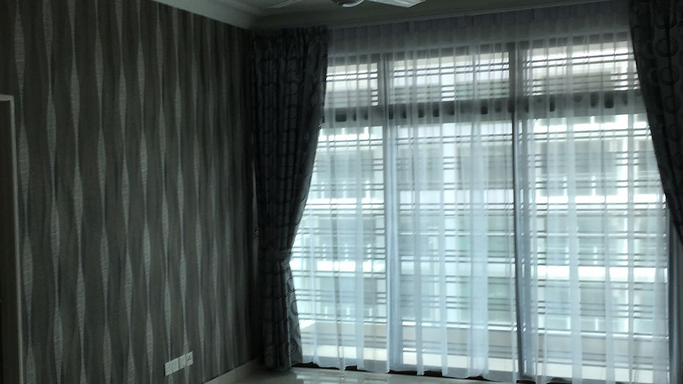 2 bedroom unit @ Parc Regency