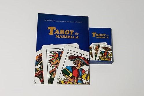 TAROT DE MARSELLA ORIGINAL NEW 78 CARTAS Y LIBRO INCLUIDO ON SALE