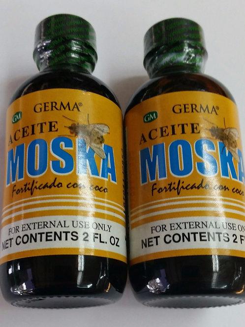 ACEITE MOSKA 1 BOTTLE 2 OZ