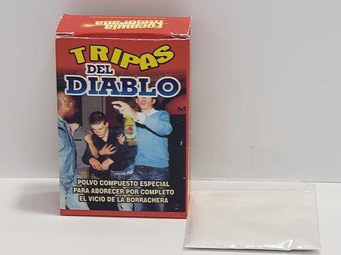 TRIPAS DEL DIABLO AUTENTICO DEVIL GUTS POWDER 1 BOX 1/2 oz EA ON SALE !!
