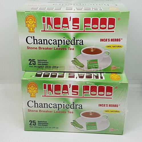 CHANCA PIEDRA 50 TEA BAGS HERBS/STONE BREAKER/KIDNEY BREAK STONE 100% PERUVIAN !