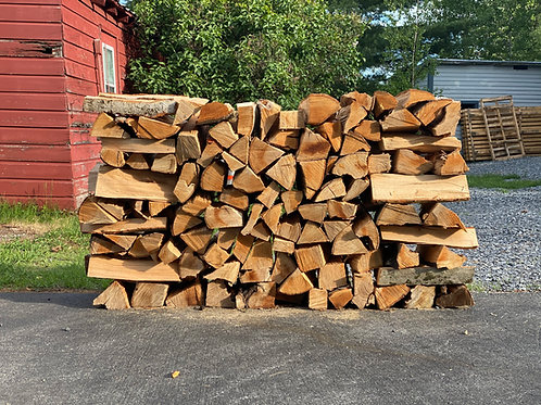 "Mixed Hardwood (5'6"" X 3' X 16"" Row)"