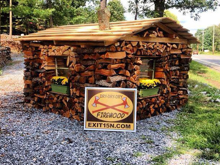 "What makes our firewood ""Seasoned and Gourmet"""