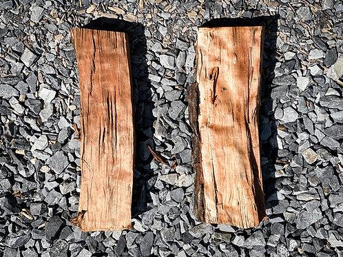 "Wild Red Cherry Hardwood (5'6"" X 3' X 16"" Row)"