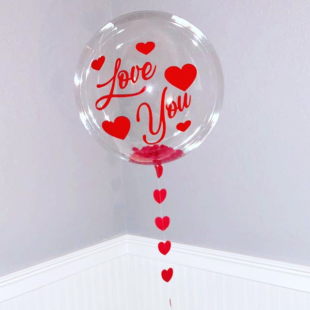 Love you_Balloon