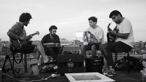 Colver - Teach me (accoustic session)