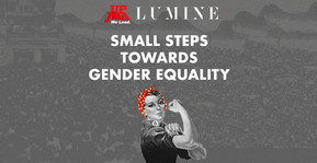 Small Steps Towards Gender Equality