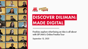 UP JMA Recap: Discover Diliman