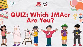 QUIZ: Which JMAer Are You?